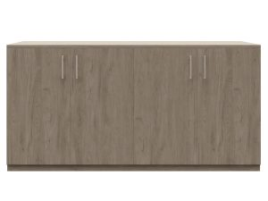 storage cabinet and cupboard made with melamine