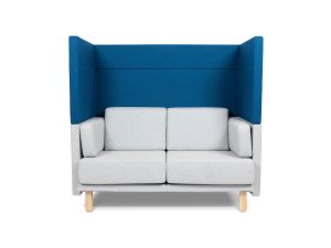 office soft seating high sides