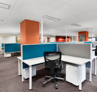office furniture tech mahindra