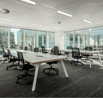 commercial office furniture fitout in sydney